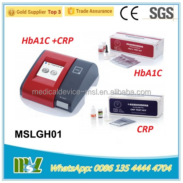 specific protein analyser HbA1c CRP testing/cheap specific protein analysis equipment