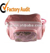 mother baby bag made of fashion pvc 2012