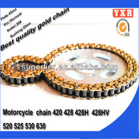 Motorcycle parts chain sprocket,go kart engine 125cc,new product motorcycle chain drive