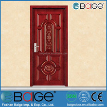 BG-W9053 hotel teak wood main door models