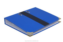 2016 high quality A4 size lever arch file folder with 2 ring binder