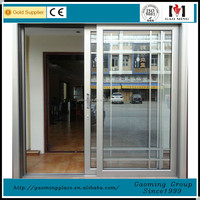China very good supplier door glass inserts blinds with professional engineers team DS-LP6430
