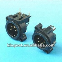Male Plastic Chassis Mount
