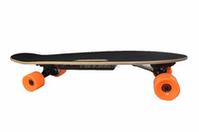 Big power High speed waterproof 4 wheel electric skateboard with remote control