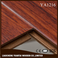Factory Direct 4s Waxed Arc Click System Waterproof Laminate Wood Flooring