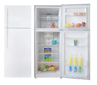 59CM No Frost TMF Double Door Frost Free Refrigerator MDFR280W