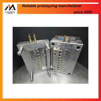 Reliable mould supplier provide injection compression molding tpu rubber parts