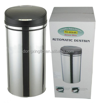 Smart Sensor Dustbin 50L with color box