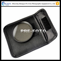 Fashionable Camera accessories Filter Lens Wallet Case Bag