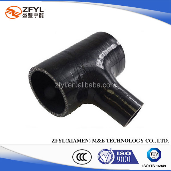 High Oil Resistance Intercooler Turbo Silicone Radiator Hose