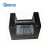 20kg 500kg 1000kg 1 Ton Heavy Duty Weight Sensor Load Cast iron Test Weights Calibration Weights