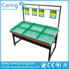fruit and vegetable display stand supermarket vegetable and fruit display shelf
