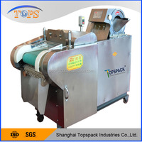 Industrial Vegetable Cutting Machine TP-YQC-QJ1000 Vegetable And Fruit Slicer