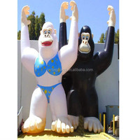 NB-CT20447 Ningbang inflatable sexy ape for promotion