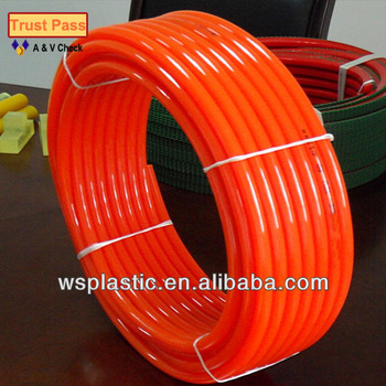 smooth round urethane drive belt