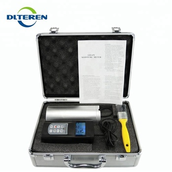 Digital multi grain and seeds moisture meter