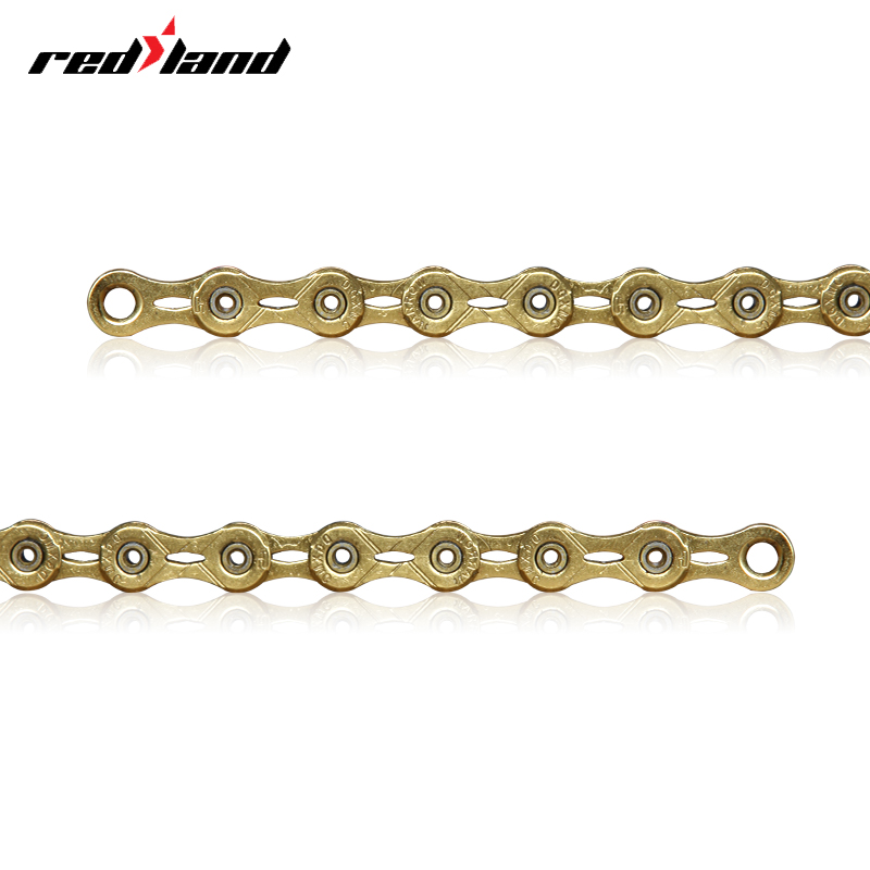 Redland Bicycle Parts Bicycle Multi Speed Chain 12 Speed Hollow Pin