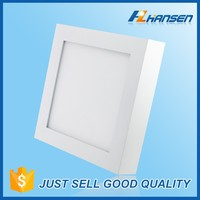new design grid fluorescent ceiling light fixture smd 2835 cr ee chip led 15w waterproof IP44 IP65 LED ceiling panel light