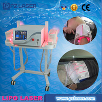 Best 650nm 980nm lipo light machine fda approved zerona lipo laser for body shaping