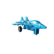 Wholesale Small Children Toy Die Cast Plastic Model Mini Plane