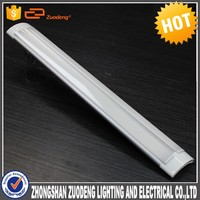 Commercial Lighting double sided 40W 4ft double 12v dc led fluorescent