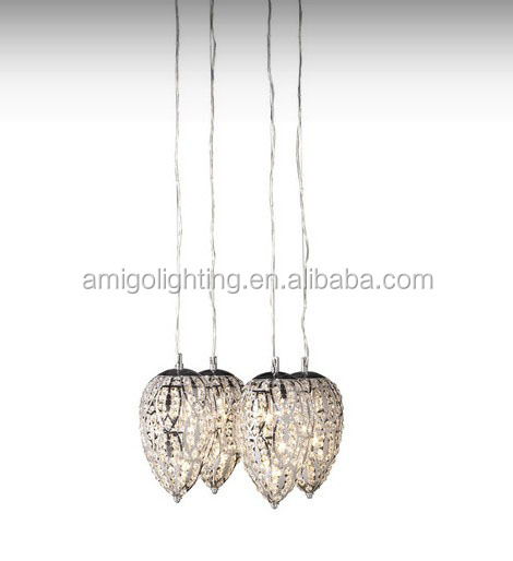 modern luxury crystal chandelier lighting VGP03-4