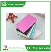 Shenzhen New Design Unique Products Mobile Phone Power Bank 5000