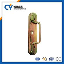 pull out iron galvanized door handle