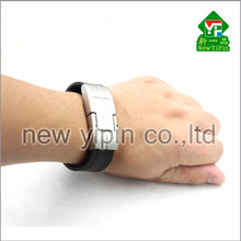 New Yipin Cheap Prices Leather USB Drives Fashion Bracelet Wristband USB Stick