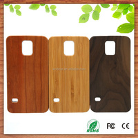 for samsung galaxy s5 real wood cell phone case