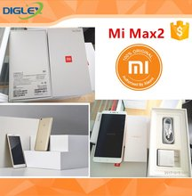 International ROM Mi Max 2 Xiaomi Mobile 64GB 5+12MP Qualcomm Snapdragon 625 Octa Core 2.0GHz Gold