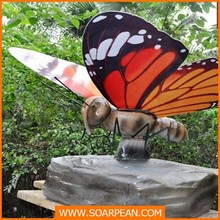 Life Size Simulation Insect Animal Butterfly