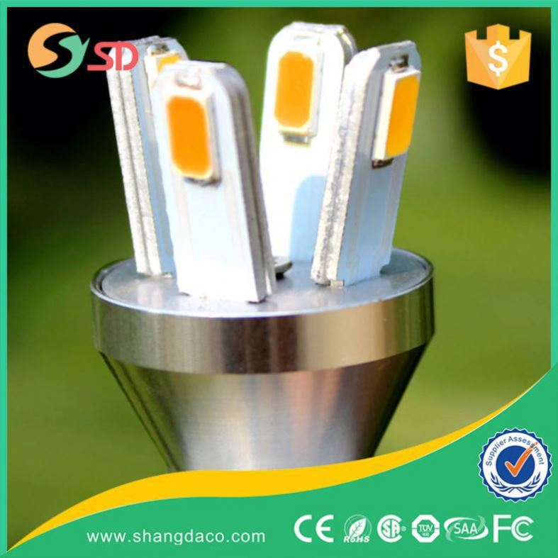 Shangda Lighting EVER 7W A19 High Performance Epistar LED Daylight White Best Price Hot Sale 9W Led Bulb 3W