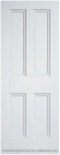 White primed rochester victorian style internal door with standard beading