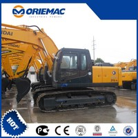 long arm excavator Hyundai R210W-9 excavator made in china