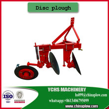 2 discs plow disc plough matched 18hp tractor for sale