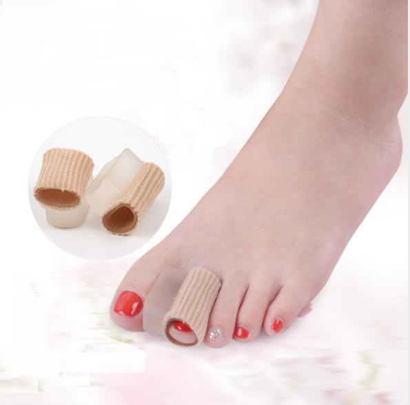 High Quaulity Soft Gel Multifunction Toe Protectors Toe Separators