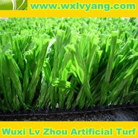 Raw materials plastic carpet synthetic grass turf