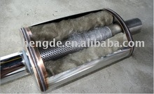stainless steel muffler use for motorcycle