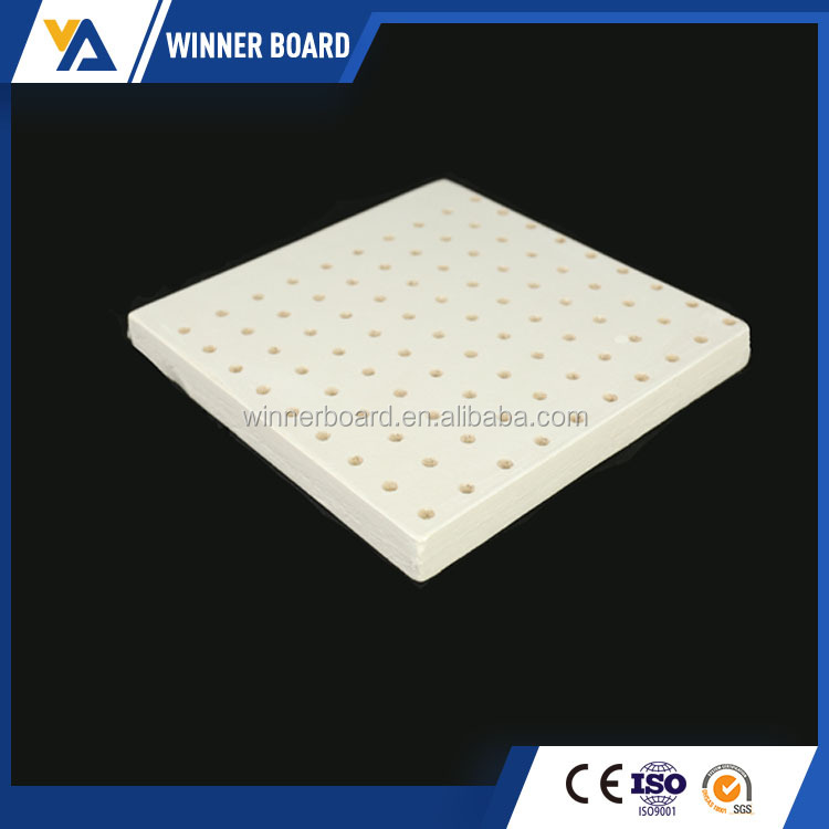 High Quality Easy Construction Fiberglass Gypsum Board/Plasterboard/Drywall False Ceiling