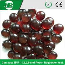 Good quality new style sky new oval cut glass bead stone