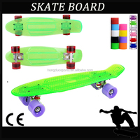 cheap good skateboard,carry bag for skateboard,PC skateboard