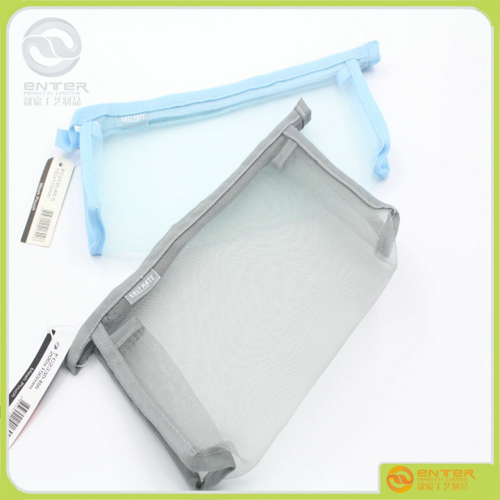 excellent design promotional net bag, good quality net mesh sachet bag,mesh pouch from china factory