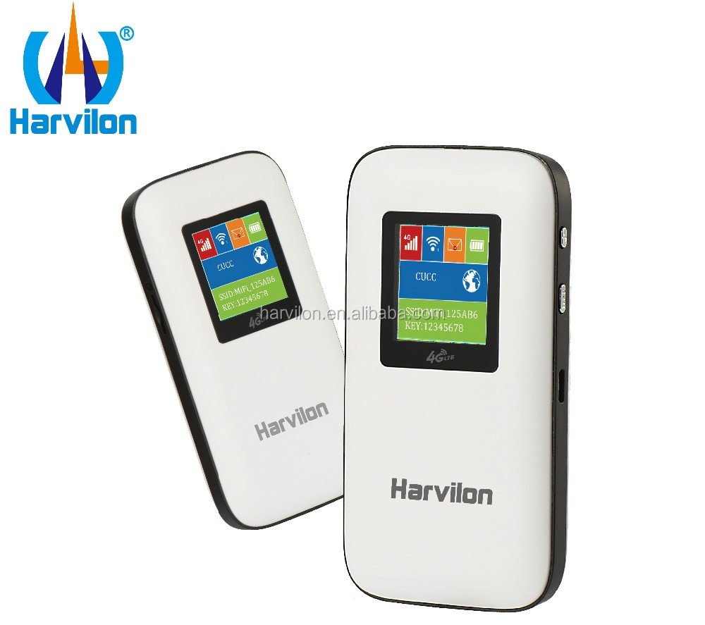 4G LTE Universal 150M Pocket WiFi Router 4G Mesh Router LTE 4G Mobile MiFis Hotspot with SIM Card Slot