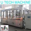 China Bottle Carbonated Soft Drinks Canning Machine/Line