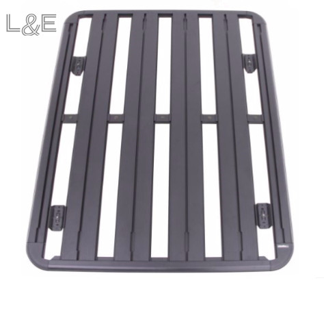 Auto Parts Aluminum Roof Rack Pioneer Platform for Universal Mount