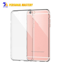 Wholesale Cheap Bulk Waterproof Mobile Phone Cases for SAM J7 PRIME Transparent TPU Cover for iPhone 7 7 Plus