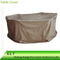 Oxford Cloth Furniture Outdoor / furniture patio table cover