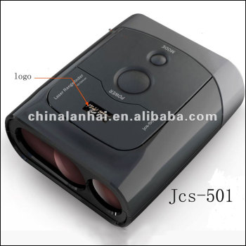 lanhai jcs501 laser rangefinder with two lens / laser distance measuring