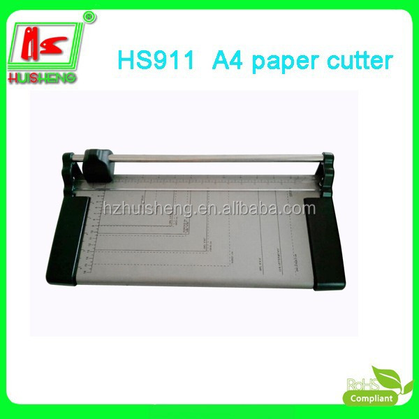 fancy A4 guillotine paper cutter, good quality trimmer, id Card